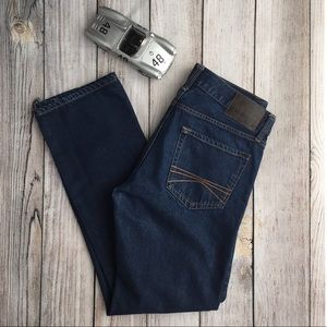 EXPRESS JEANS Rocco Slim Fit Straight Leg 32